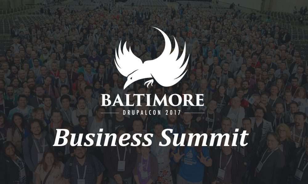 Business Metrics for Digital Agencies - Baltimore DrupalCon